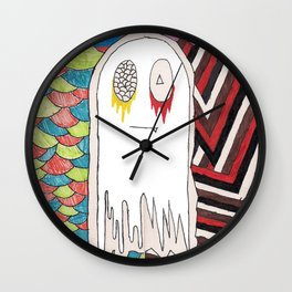 notalent//shameless -together- Wall Clock