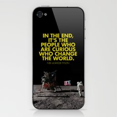 The Curious Ones iPhone & iPod Skin