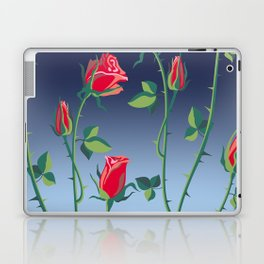 Rose branch Laptop & iPad Skin