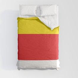 flag of Kärnten or Carinthia Comforters