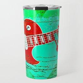 Guitar Love Travel Mug