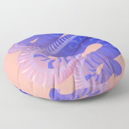 Night Serpent Floor Pillow