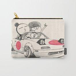 Crazy Car Art 0167 Carry-All Pouch
