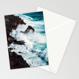 CONFRONTING THE STORM Stationery Cards
