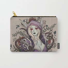 Queen of the Banshee Carry-All Pouch