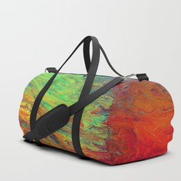 Psychedelic Duffle Bag