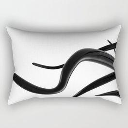Branches wide Rectangular Pillow