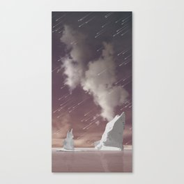 Minor apocalypse - Skyscapes and horizons Canvas Print