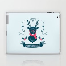 Deer Christmas Laptop & iPad Skin