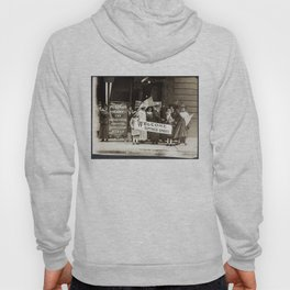 Suffrage Envoy Photograph (1915) Hoody