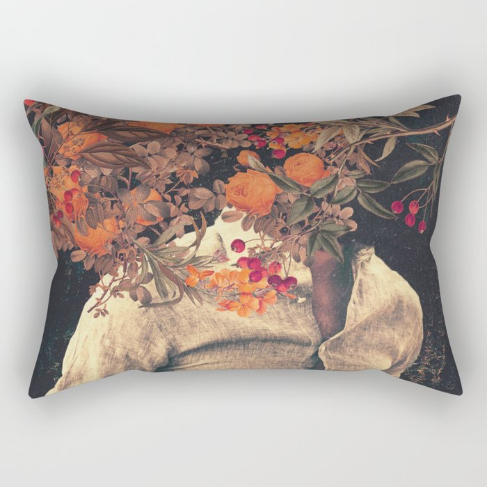 Roots Rectangular Pillow