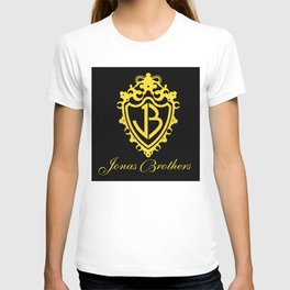 jonas brothers happiness logo 2021 desem T-shirt