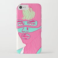 freedom iPhone & iPod Cases featuring Freedom by Vanessa Neves