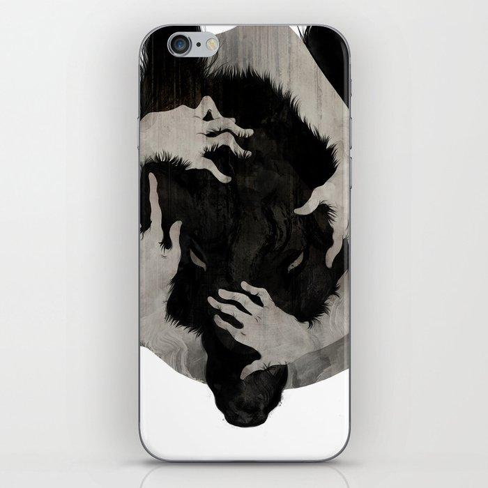 Wild Dog iPhone Skin