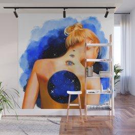 Divine Feminine 2 ( Introspection Has No End ) Wall Mural