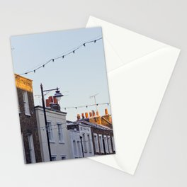 London houses Stationery Cards