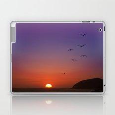 Goodnight Sun Laptop & iPad Skin