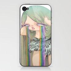 Rainbow River iPhone & iPod Skin