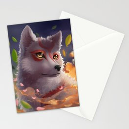 Okami - heaven's illumination Stationery Cards