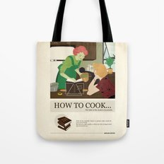 Villains Housewives (English) Tote Bag