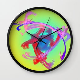 Magic Love Wall Clock