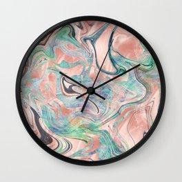 Mermaid 1 Wall Clock