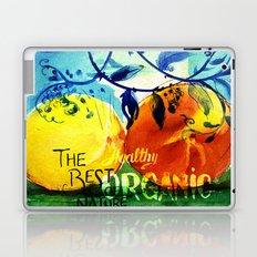 Organic Fruits Laptop & iPad Skin