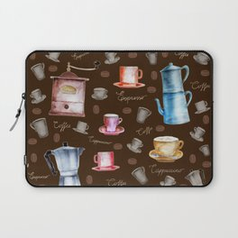 Coffee Lover Laptop Sleeve