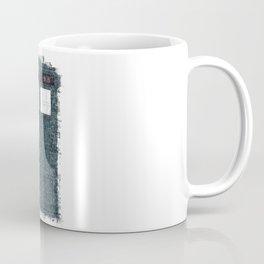 The Timey Wimey of Doctor Who Coffee Mug