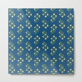 Floral pattern #1 Metal Print