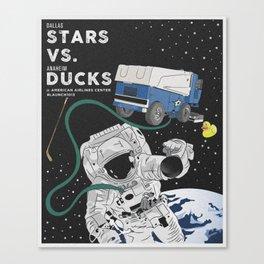 Launch #1013 Canvas Print