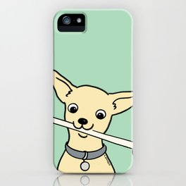 Chip Wawa The Chihuahua iPhone Case