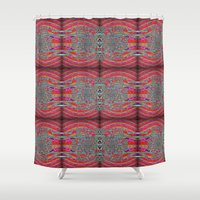 celtic Shower Curtains featuring Celtic Knots by Kristine Rae Hanning