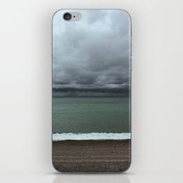 weather colors iPhone Skin