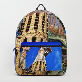 Sagrata Familia Backpack