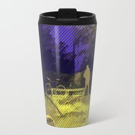Anonymity Travel Mug
