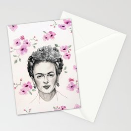 Frida Kahol Stationery Cards