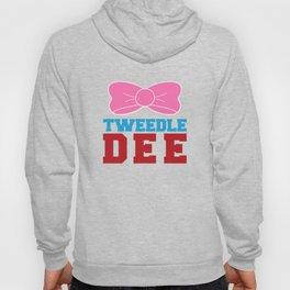 Tweedle Dee Matching Funny Graphic T-shirt Hoody