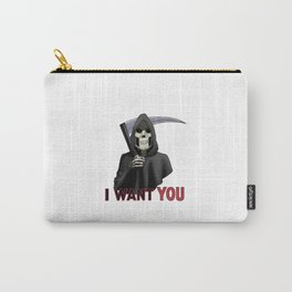 I want you! Carry-All Pouch