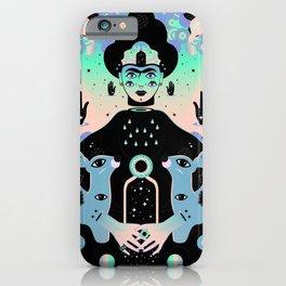 Las lunas de Frida iPhone Case