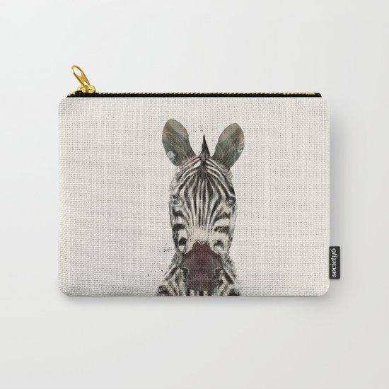 little zebra Carry-All Pouch