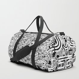 Disorganized Speech #8 Duffle Bag