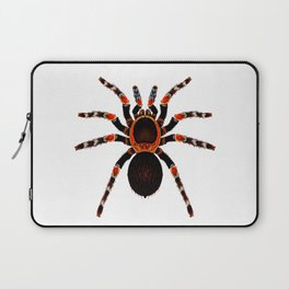 Spider Red And Black Laptop Sleeve