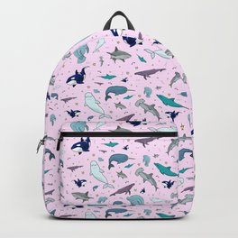 Marine Life Backpack