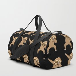 Sloth dab Duffle Bag