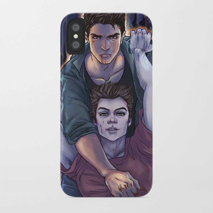 Possessed and Possession iPhone Case