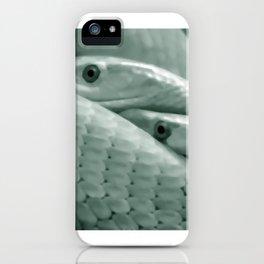 Shrewd as a Serpent iPhone Case