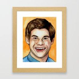 Mr. DeVine Framed Art Print