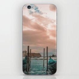 Gondola Parking iPhone Skin