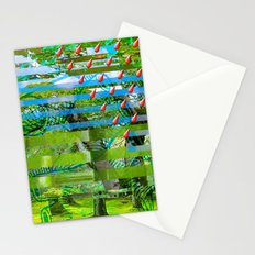 Landscape of My Heart (segment 2) Stationery Cards